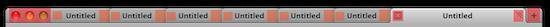 Safari 4 tab extreme