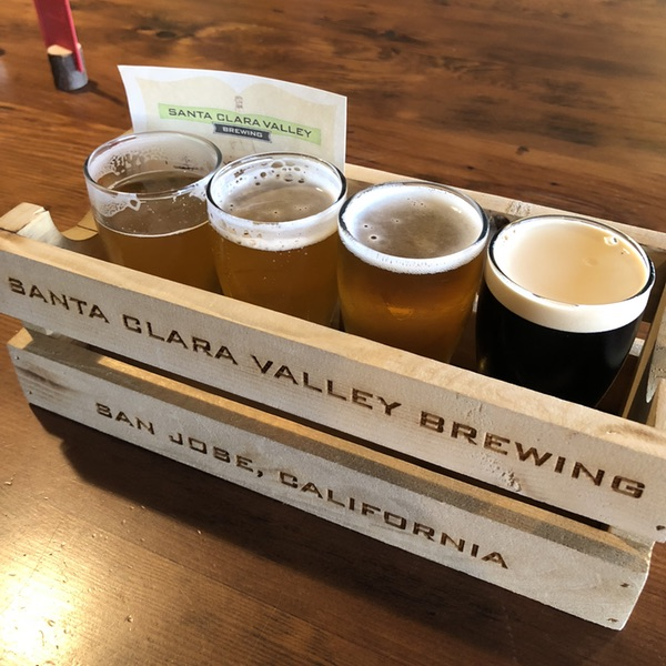 Santa Clara Valley Brewing beers