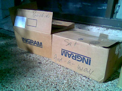 Ingram boxes