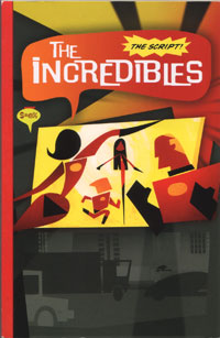 The Incredibles script